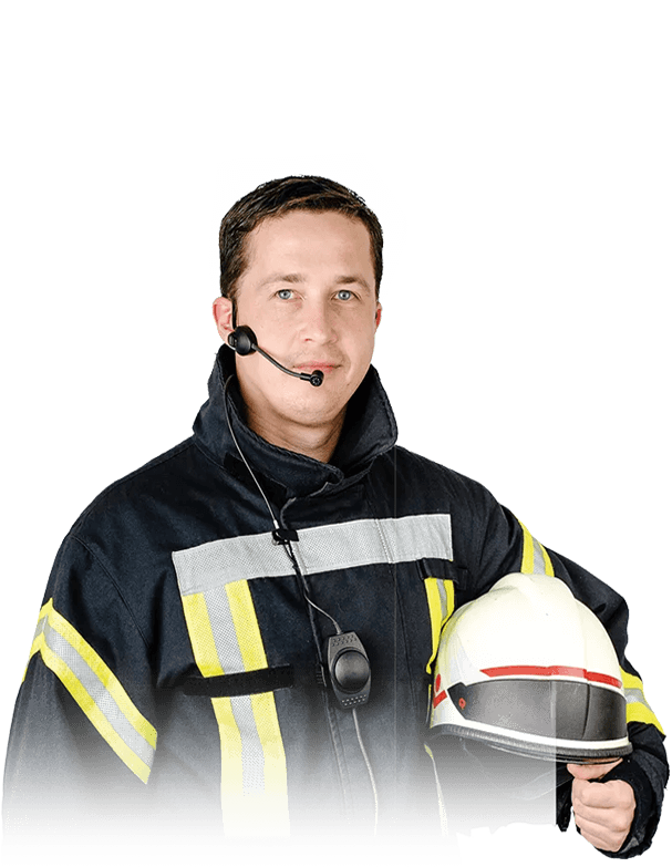 Feuerwehr, Polizei und Rettungsdienst