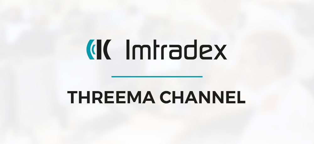 IMTRADEX Threema Channel