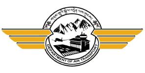 Mr. Sangay<br>Head of CNS, ANS<br>Department of Air Transport<br>Paro International Airport: Bhutan
