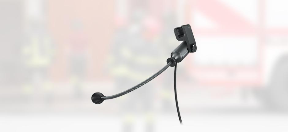 Brandbekämpfung: Imtradex mit zertifizierten Kommunikationslösungen für Löschkräfte