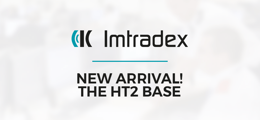 New arrival! HT2 BASE with high stability and flexible use