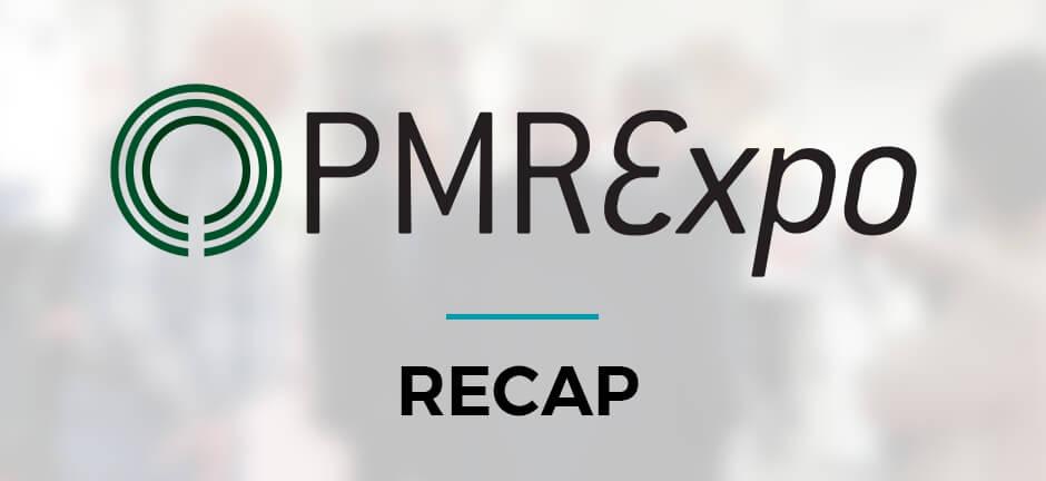 PMRExpo 2019: RECAP